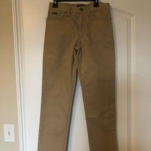 Polo by Ralph Lauren Boys Pants size 12 in khaki